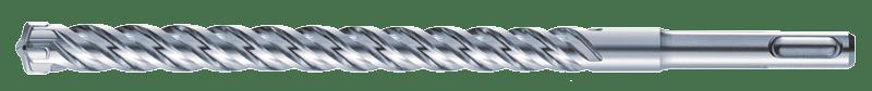 SDS Plus 4 Cutter Carbide Drill Bit