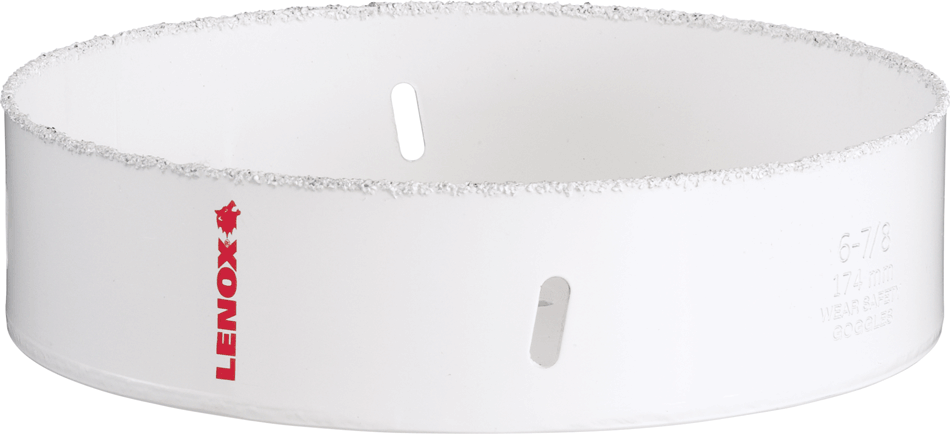 Lenox Master-Grit Recessed Lighting Hole Saws
