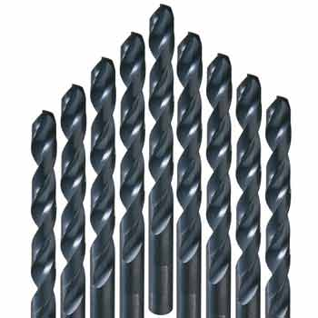 High Speed Twist and Jobber Drill Bits