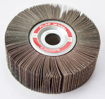 Buildersdepot Com Abrasive Flap Wheels For Bench Grinders
