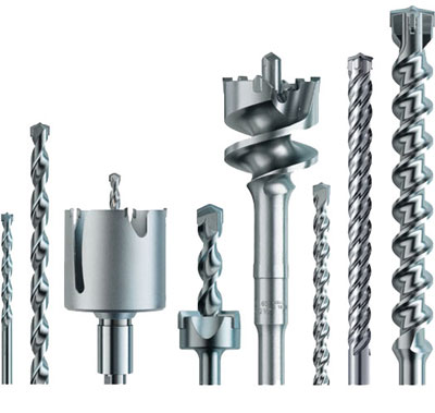 Carbide Sds Drill Bits For Rotary Hammers German Made