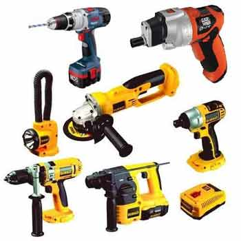 Power Tool Closeouts