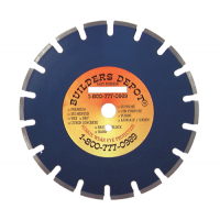 """12"""" x .125"""" Builders Depot® Wet Supreme Diamond Blade for Cured Concrete (12in)"""