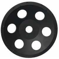 """5"""" PCD Cup Wheel with 5/8""""-11 Head"""