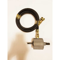 0404-0010 SDS-Plus to 5-8-11 Water Swivel Adapter for Small Diameter Diamond Core Bits