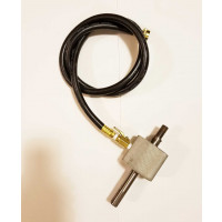 0404-0020 SDS-Max to 5-8-11 Water Swivel Adapter for Small Diameter Diamond Core Bits
