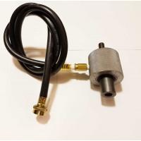 0404-0050 5-8-11 to 5-8-11 Water Swivel Adapter for Small Diameter Diamond Core Bits