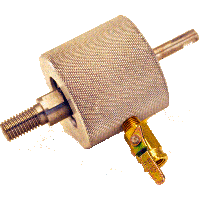 Water Swivel Assembly, Straight Shank Shown