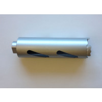 2 X 6 Laser Welded Dry Diamond Core Bit