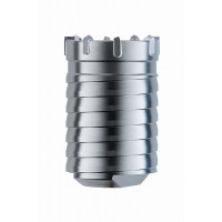 """3-1/2"""" X 4"""" Hollow Hammer Core Bit with Thread"""