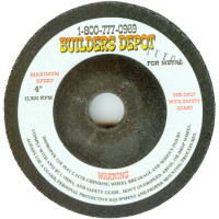 Abrasive Blade for Metal Cutting (4 inch shown)