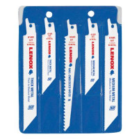 Assorted Pack of Sawzall Blades