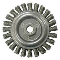 3501-0010 Weiler 08766 6in Stringer Bead Wire Wheel .020 5-8-11 AH STB-620