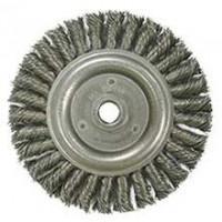 3501-0040 Weiler 08916 6in Stringer Bead Wire Wheel .023 5-8-11 AH STB-630