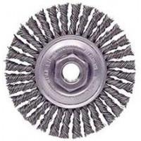 3501-0070 Weiler 13130 4in Stringer Bead Wire Wheel .020 1-2-13 AH STBA-432