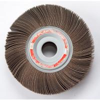 6 x 1.5 Abrasive Flap Wheel for Bench Grinder