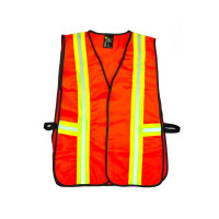 Front Opening Safety Vest