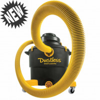 Dustless Technologies WetDry Vacuum Model 1603