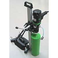 Eibenstock END130/3P with BST162V 3-Speed Core Drill and Stand