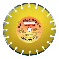 "20"" X.140"" X 1""-20MM Arbor Supreme General Purpose Diamond Blade"