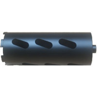 """4-1/2"""" x 10"""" Air Cooled Dry Diamond Core Bit for Brick and Block Supreme"""