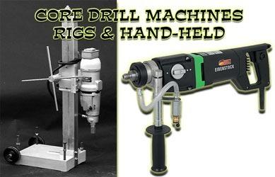 Core Drilling Equipment
