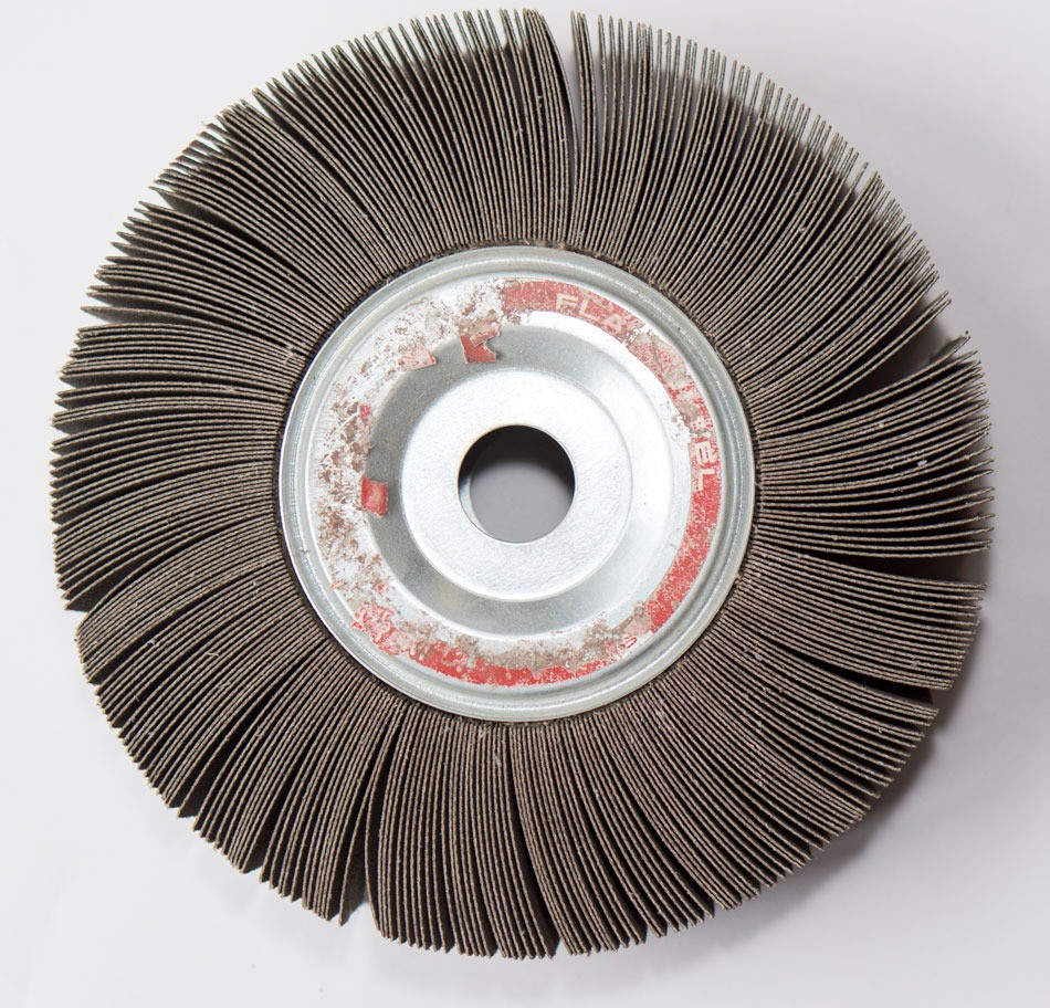 Marvelous 8 X 2 X 1 Abrasive Flap Wheel For Bench Grinder 180 Grit Theyellowbook Wood Chair Design Ideas Theyellowbookinfo