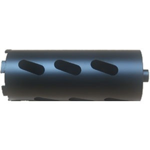 """6/"""" Supreme Wet Core Bit for High PSI Reinforced Concrete Drilling"""